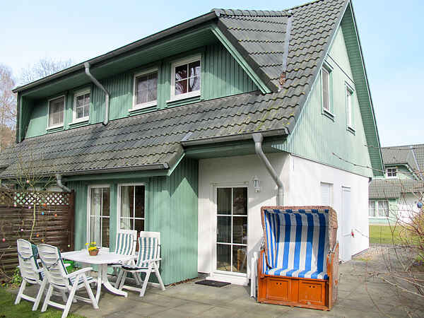 Stadthaus in Zinnowitz