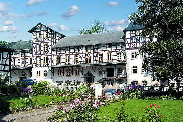 Lägenhet i Kleinhettstedt