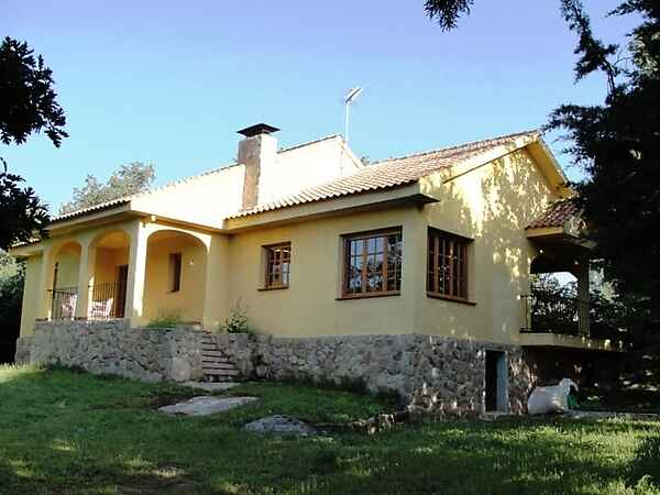 Villa i Madrid