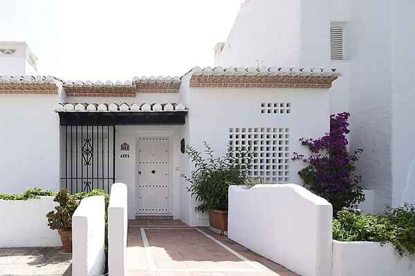 Town house in Almuñécar