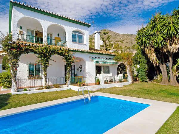 Villa i Benalmádena