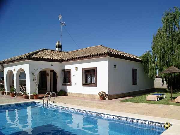 Villa i Conil de la Frontera