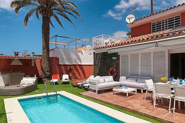 Villa i Playa del Inglés