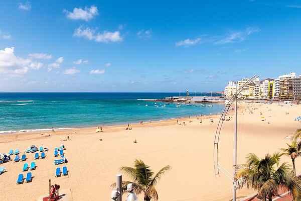 Lägenhet i Las Palmas de Gran Canaria