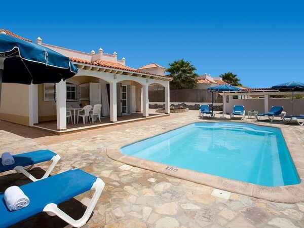Villa i Antigua