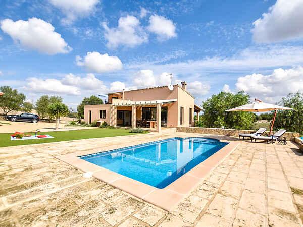 Villa i Sineu