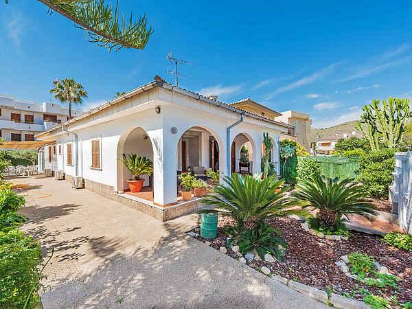 Villa en Alcúdia