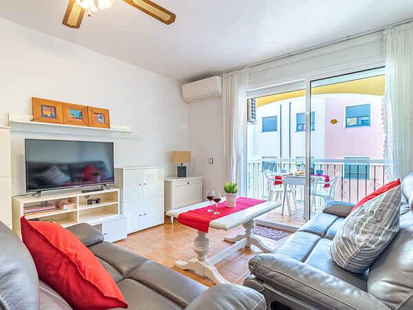 Apartment in Castelló d'Empúries