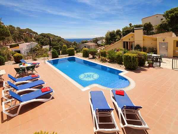 Villa in Tossa de Mar