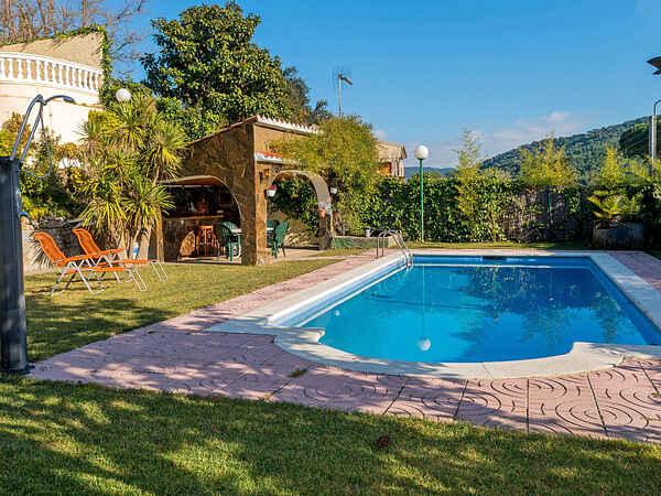 Villa en Argentona