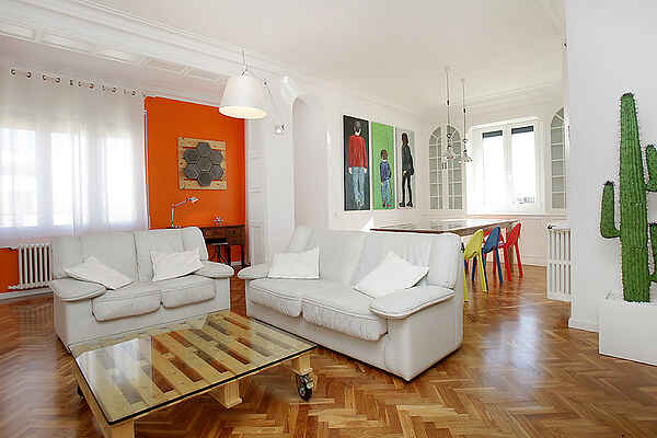 Apartment in Dreta de l'Eixample