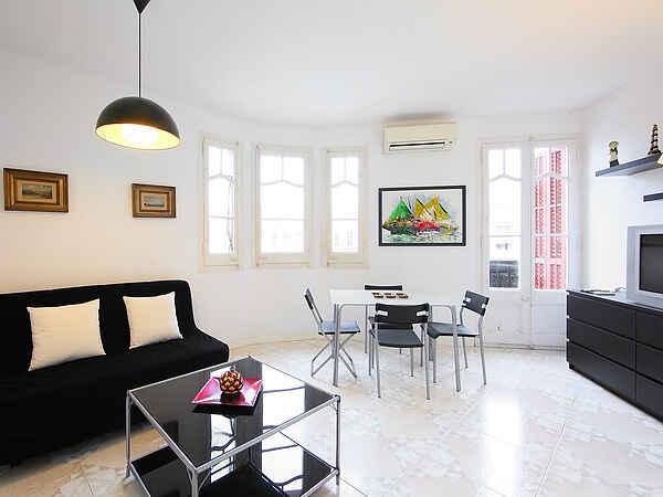 Apartment in L'Esquerra de l'Eixample