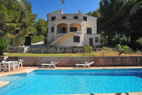 Villa in Xàbia