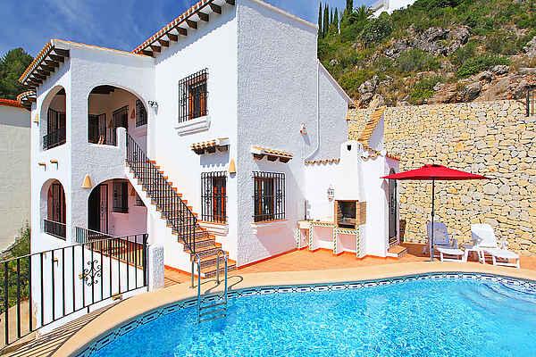 Villa in Vall d'Ebo