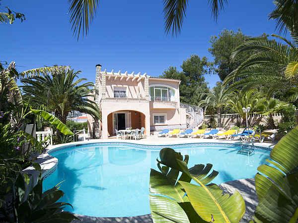 Villa i Calp