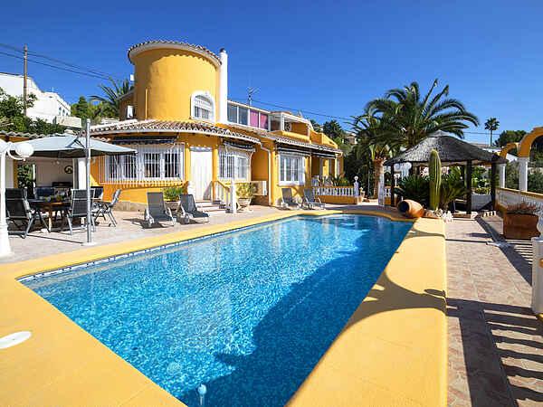 Villa au Calp