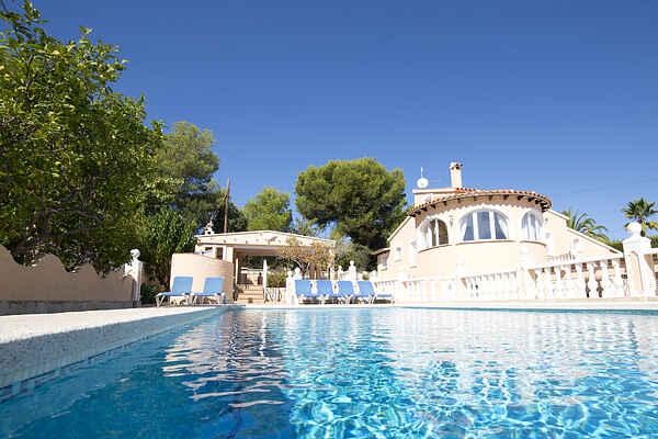 Villa in Calp