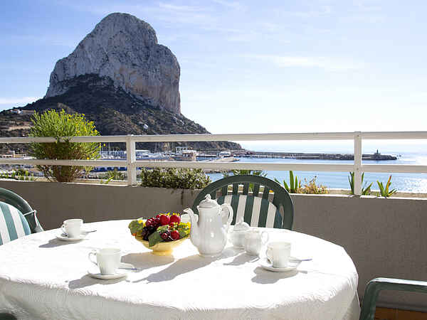 Apartment in Calp
