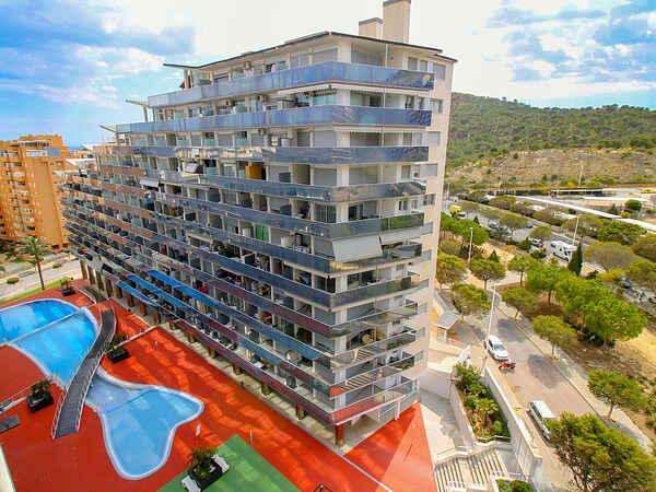 Apartamento en La Vila Joiosa