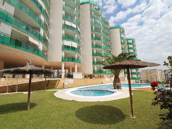 Ferienwohnung in La Vila Joiosa