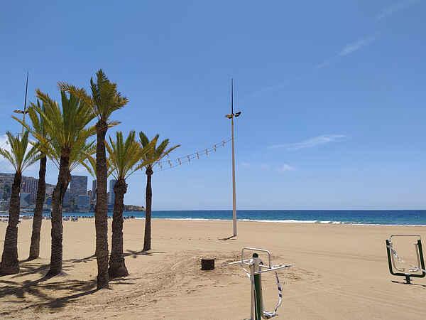 Ferielejlighed i Levante