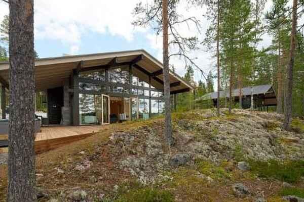 Casa in città in Ähtäri