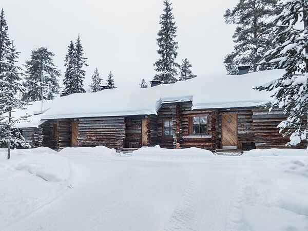 Byhus i Kuusamo
