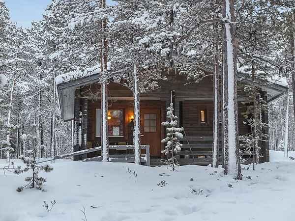 Byhus i Inari