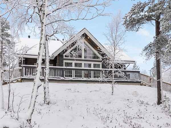 Casa in città in Inari