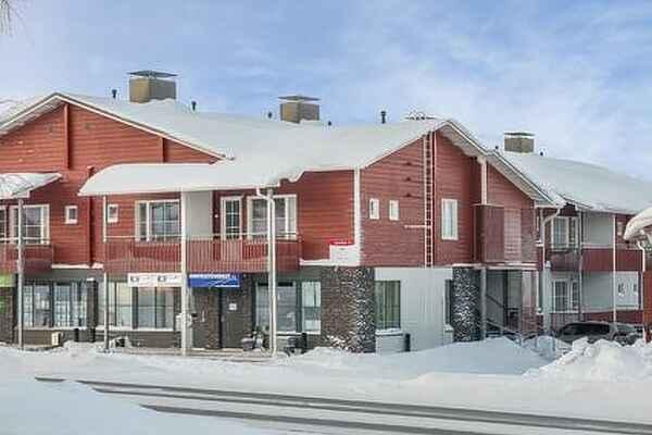 Casa in città in Kittilä