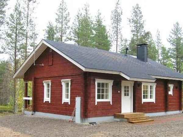 Byhus i Rovaniemi
