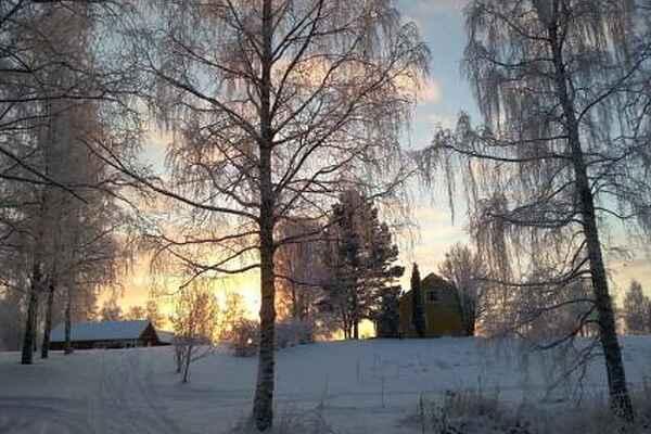 Byhus i Suonenjoki