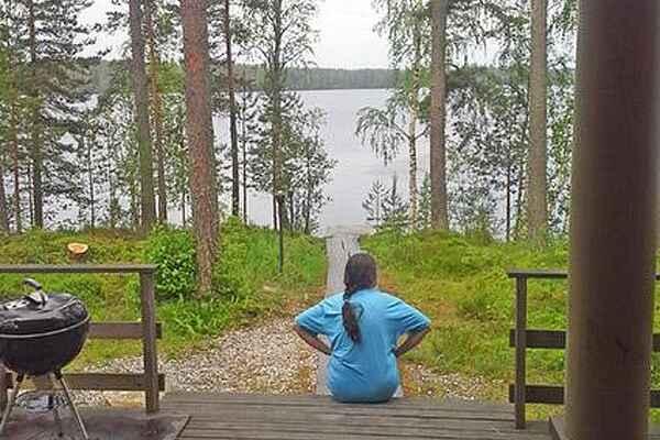 Chalet adosado en Kerimäki