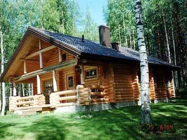 Byhus i Äänekoski sub-region