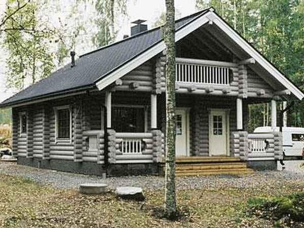 Town house in Hankasalmi