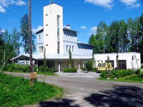 Byhus i Laukaa