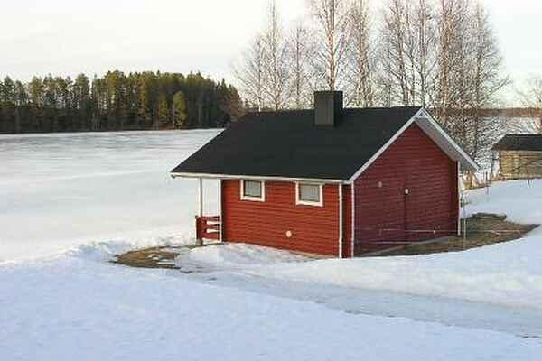 Stadthaus in Taivalkoski