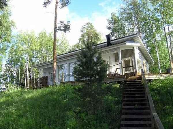 Town house in Mänttä-Vilppula