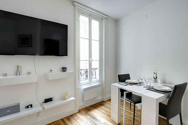 Apartment in Quartier de la Gare