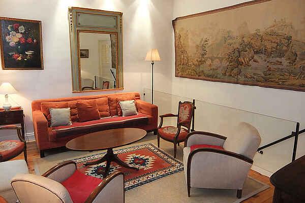 Apartment in Plaine-Monceau