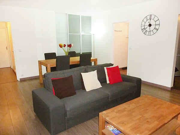 Apartment in Asnières-sur-Seine
