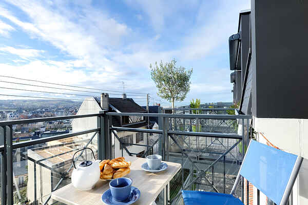 Apartment in Trouville-sur-Mer