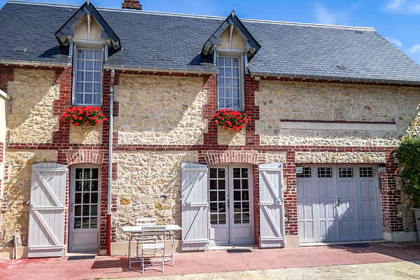 Town house in Deauville