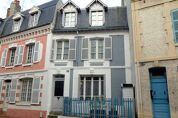 Town house in Trouville-sur-Mer