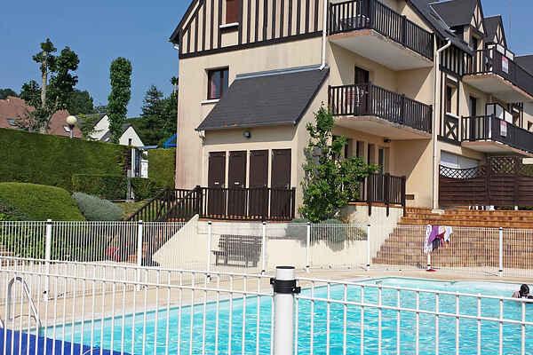 Apartment in Gonneville-sur-Mer