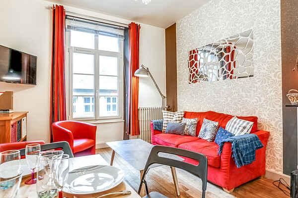 Lägenhet i Saint-Malo