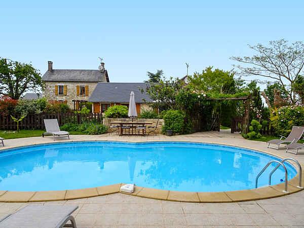 Villa i Saint-Maixent-l'École