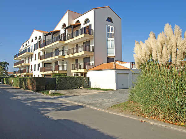 Apartment in Vaux-sur-Mer