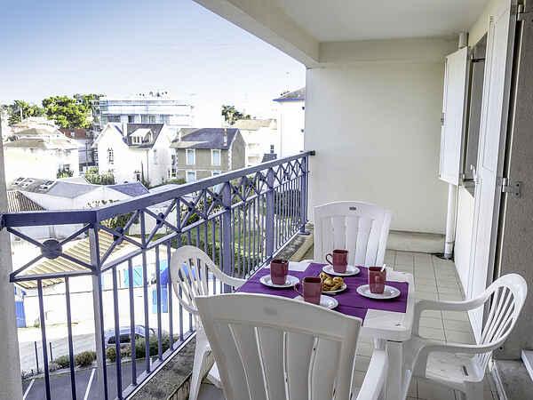 Apartment in Vaux-sur-Mer