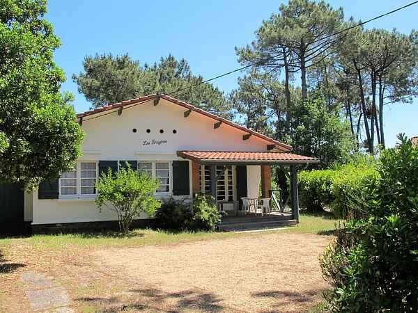 Villa i Saint-Paul-en-Born